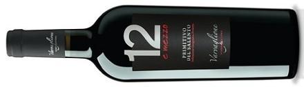 Varvaglione Vigne & Vini Primitivo 12 E Mezzo Salento IGT-1001