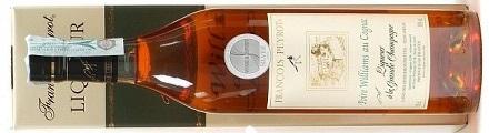 Liqueur au Cognac Poire Peyrot