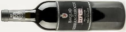 Barone Di Serramarrocco Baglio Di Serramarrocco Nero D'avola Sicilia IGT