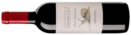 Barbera d'Asti Rosso Fuoco Vino Biologico Vite Colte - Terre da Vino