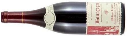 Bourgogne Rouge Pinot Noir Bergeret Philippe