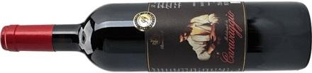 Caravaggio Rosso Emilia IGT Cantine Romagnoli