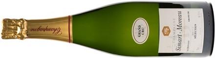 Champagne Brut Selection Grand Cru Simart Moreau