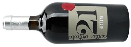 Cicotto N.21 Gutturnio Sup. DOC COLTO VITATO Cantine Romagnoli