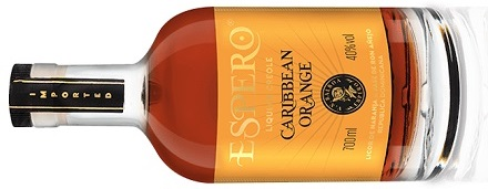 Creole Caribbean Orange liquor Espero Rum