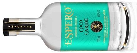 Creole Coco Caribe liquor Espero Rum
