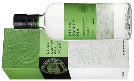 Gin Coffey - con astuccio Nikka