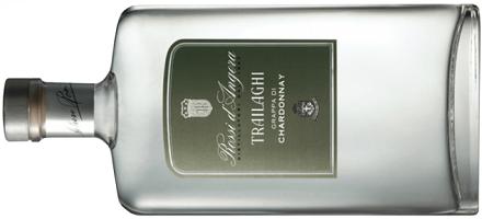Grappa Trailaghi Chardonnay Rossi D'Angera