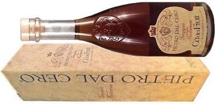 Grappa di Amarone Pietro Dal Cero Ca' dei Frati - cl 50
