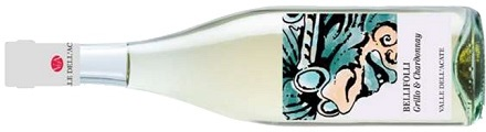 Grillo e Chardonnay Sicilia DOC BelliFolli Valle dell'Acate