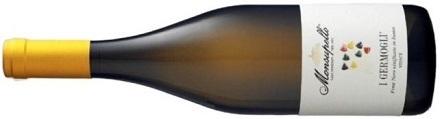 I Germogli Pinot Nero Vinificato in bianco frizzante Provincia di Pavia IGT Monsupello