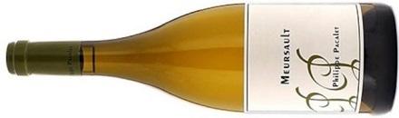 Meursault Chardonnay Domaine Philippe Pacalet