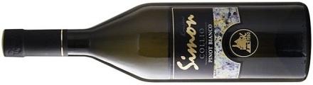 Pinot Bianco Collio DOC Komjanc Simon