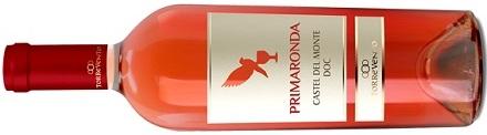 Primaronda Rosato Monte Rosso DOC Torrevento