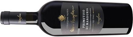 Primitivo Manduria Old Vines Collezione Privata Cosimo Varvaglione