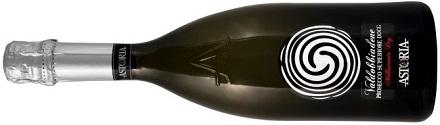 Prosecco Dry Superiore Valdobbiadene DOCG Etichetta Argento Astoria