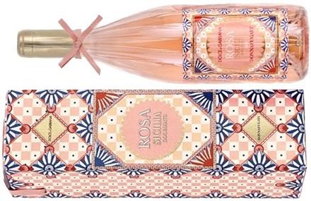 Rosa Dolce e Gabbana Donnafugata con Astuccio