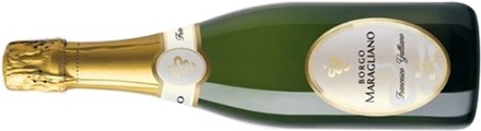 Spumante Metodo Classico Brut Blanc de Blancs Francesco Galliano Borgo Maragliano